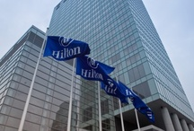 Hotel Hilton Warszawa / The Hilton Warsaw Hotel & Convention Centre to pierwszy wybudowany w Polsce hotel międzynarodowej sieci Hilton International Co., działający od 2007 r. Jest on częścią ekskluzywnego kompleksu apartamentowo-biurowo-hotelowego usytuowanego u zbiegu ulic Grzybowskiej i Wroniej, nieopodal ścisłego centrum Warszawy.