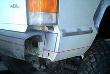 jeep modifikasjoner