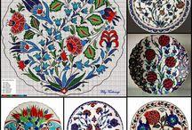 Osmanlı motifli