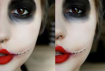 Joker make up ideas