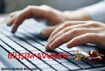 Bilişim Avukatı / Bilişim suçları, internetten haber, video, fotoğraf kaldırma, internette itibar yönetimi, e-ticaret hukuku alanında uzman bilişim avukatı.Mıhcı Hukuk Bürosu