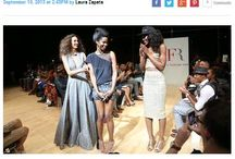 HFR 2013 / Take a look at the great year that Harlem's Fashion Row experienced in 2013.