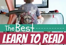 Homeschool - Reading/Sight Words