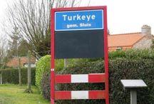 Netherlands Turkeye Town