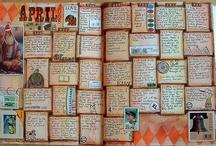 Art Calendar Journals