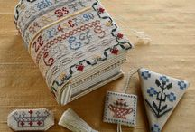 Betsy Morgan embroidery