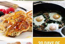 """28 Frühstücke zum """"abnehmen"""""""