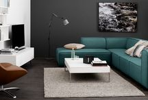 Lay back and relax - Living room Scandinavian inspriation / Scandinavian living at its best: key elements that create a balanced, functional and beautiful living room