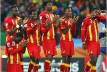 Il calcio africano:Stelle nere ghana