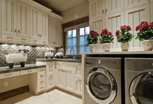 Laundryroom / by Shirley Gage