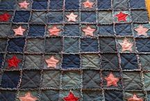 Quilt Inspiration / Seeing wuilts