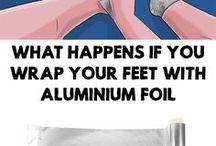 Alluminum Foil Tricks