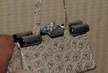 Minature handbags