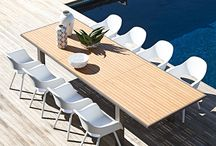 Outdoor Spaces / Outdoor Furniture - Inspiration for your backyard, alfresco space, balcony or porch!