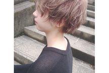 メンズ髪型