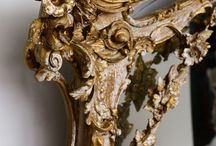 Carved / Frames and deco edging