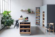 Interiors: [Kitchens]