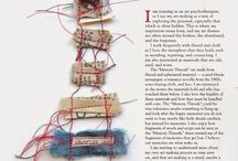 Counselling Therapy stitches
