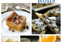 Crescent Roll Recipes / by Kourtney Walker