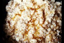 Breakfast ideas / Oatmeal