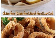 Low Carb Fish & Seafood Recipes