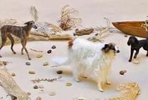 MINI SOULMATES / Dog miniatures Hundeminiaturen