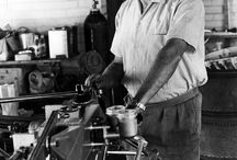 Doug Serrurier / South African F1 driver and constructor in the early Sixties