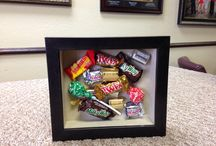 Custom Framed Shadow boxes / Picture Worth Custom Framing Shadow Boxes