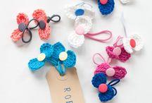 Crochet - Scrunchie