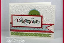 stamping & scrapping  / by Lisa Gatzke