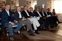Petrarca-Preis 2010 / Der mit 20.000 Euro dotierte Petrarca-Preis wird 2010 an zwei Preisträger vergeben: Erri De Luca und Pierre Michon. Daneben ehren Stifter und Jury einen osteuropäischen Lyriker mit einer eigenen Auszeichnung - in diesem Jahr ist dies die Slowenin Lucija Stupica.