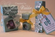 Giftboxes / by Rhonda Brown