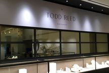 Todd Reed Boutique at Fox's / Together with Todd Reed Jewelry, we have opened a one-of-a-kind boutique in our store. Welcome to the first ever Todd Reed Boutique at Fox's Seattle! We have always supported and sought unique designers who love their craft while remaining ethically responsible and sustainable. Todd Reed started his company in 1992 and has remained at the forefront of responsible and ethical jewelers. Each piece is truly a one-of-a-kind work of art. #ToddReedatFoxs