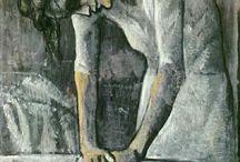 paintings with ceramics