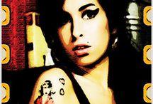 Quadrinhos em Azulejos - Coleção Amy Winehouse / Quadrinhos confeccionados em Azulejo no tamanho 15x15 cm.Tem um ganchinho no verso para fixar na parede. Inspiradoem fotos de Amy Winehouse. Para entrar em contato conosco, acesse: www.babadocerto.com.br