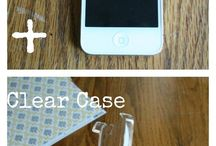 DIY:  iPhone Case❤️ / This is amazing❤️