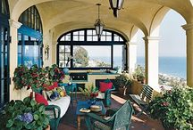 Med Style / Sun, sand, sea outdoors, and indoors... these elements from the bucket list