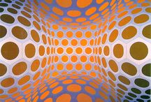 Victor Vasarely Kinetic artist