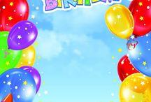 Gefeliciteerd / Verjaardagsafbeeldingen