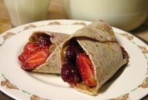 Healthy Wrap Dishes