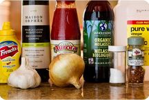 Dressings, Condiments & Sauces / by Kristie Almira