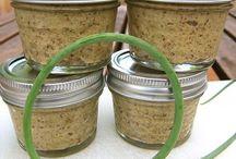 Garlic scape mustard