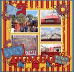 Scrapbooking Disney / To Capture the Memories of the Happiest Place on Earth!