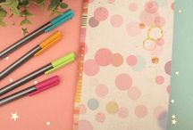Planners/Journaling