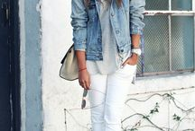 Fashion Envy / Style board. Want or Need.