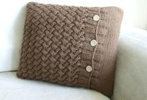 Puter - Pillows / ulike idèer og design