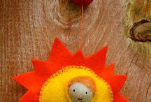 Summer Festivals / Summer Solstice, 4th of July, St. John's Day, and Lammas