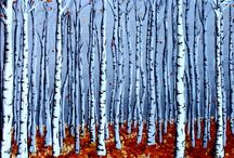 trees! / by Denise Ashcraft Lester