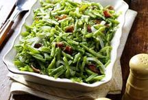 Bacon and Garlic Green Bean Recipe
