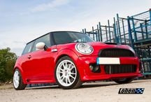 Lohen Demonstrator MINIs / Lohen has a wide range of demonstrator MINIs available for you to test drive. Full details can be found here - http://www.lohen.co.uk/about/demo-road-cars